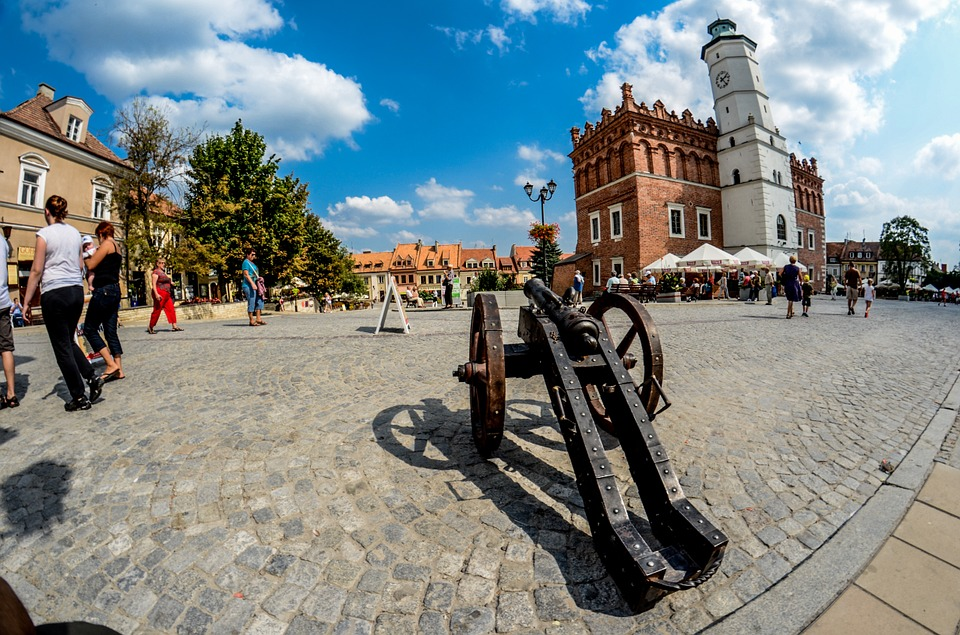 Integration event for order – Sandomierz