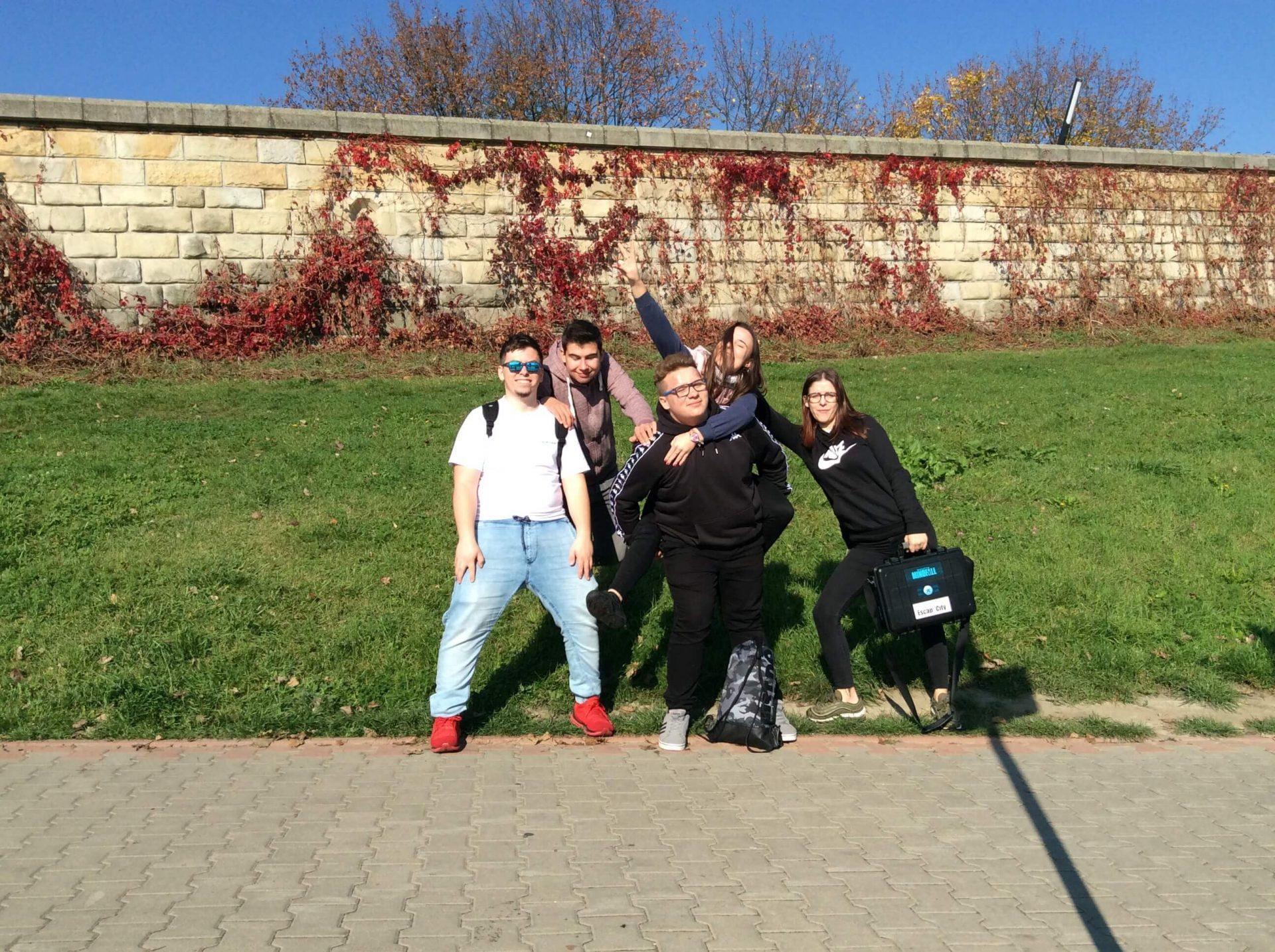 wycieczka szkolna krakow