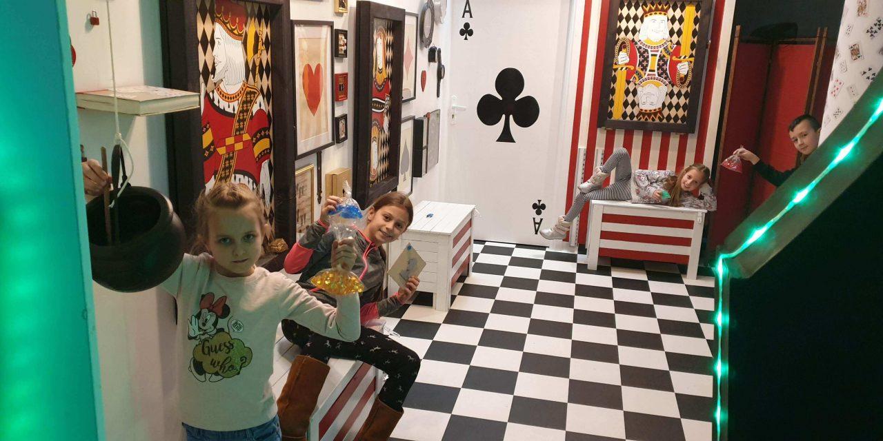 Escape room for kids