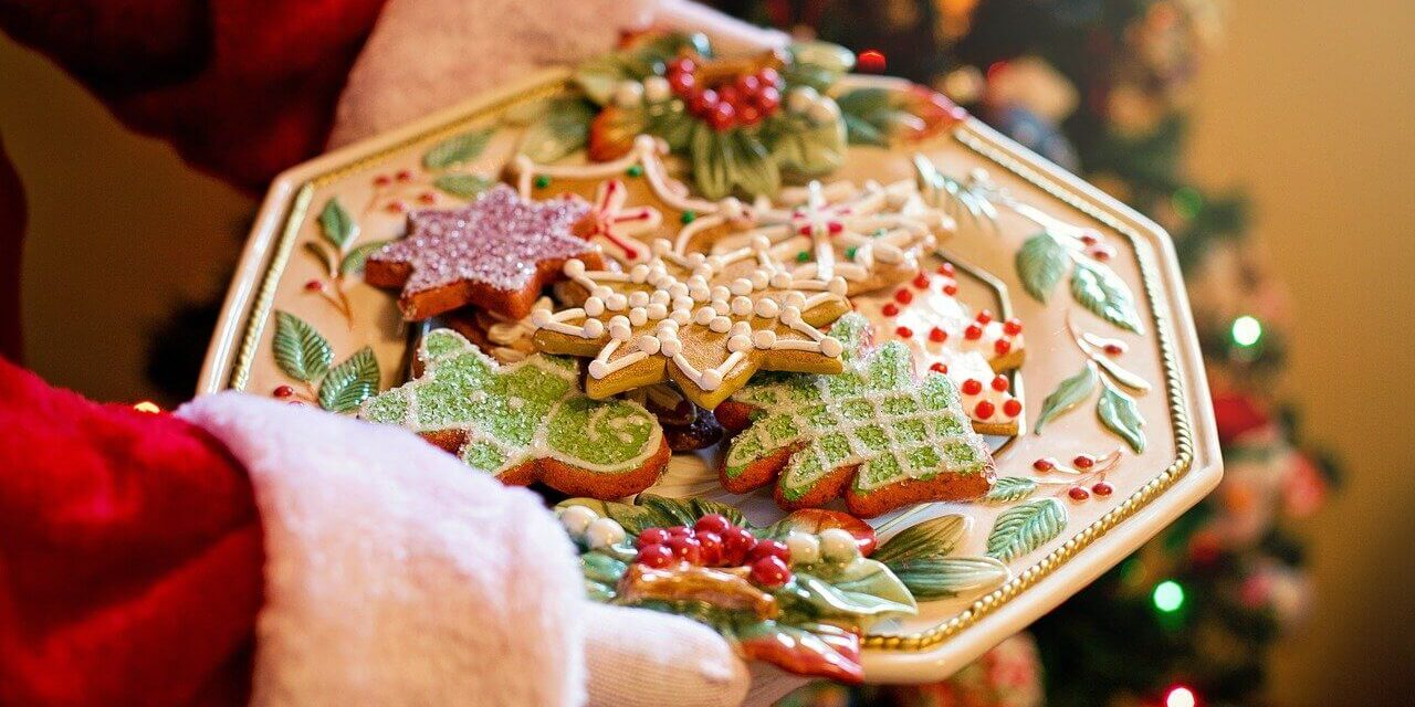 Traditional Christmas Eve dishes